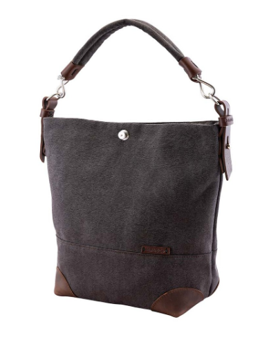 bolso de algodon barrel canvas