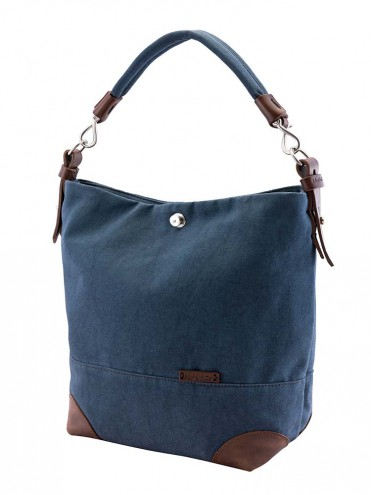 Bolso Barrel Canvas
